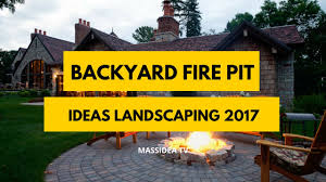 50 awesome backyard fire pit ideas landscaping 2017 youtube