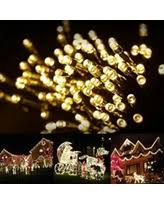 Outdoor Solar Fairy Lights by Spring Is Here Get This Deal On Annt Solar Powered Led String