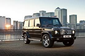 mercedes that looks like a jeep mercedes g class returns to the uk market available in three