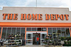 home depot black friday growth chart home depot stock is poised for its biggest decline in a decade