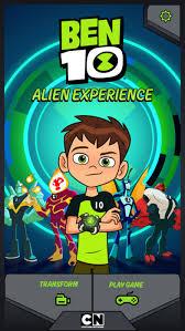 ben 10 alien experience app store