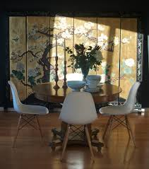 mid century modern meets chinoiserie chic four walls and a roof