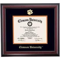 clemson diploma frame clemson graduation diploma frames by college ocm