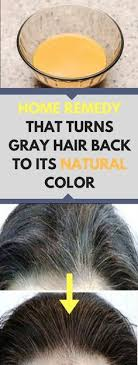 can gray hair turn black again best 25 will grey hair turn black again ideas on pinterest how