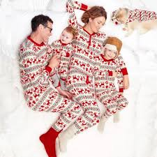 this company sells matching pajamas for the whole family