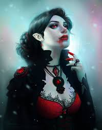kiriban vampire