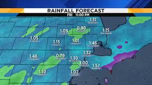 Map Of Southeast Michigan by Metro Detroit Weather Plenty Of Rain Coming Next 2 Days