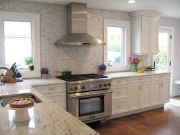 Frameless Kitchen Cabinets Manufacturers by Frameless White Kitchen Transitional Kitchen New York By
