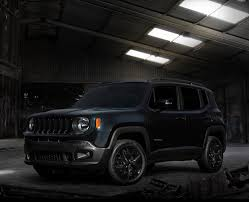 black jeep 2017 jeep u0027s u0027dawn of justice u0027 renegade is no batmobile