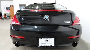 2010 bmw 650i coupe sport package well maintained low miles