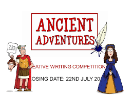 creative writing competition closing date 22nd july ppt