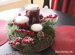 image collection handmade christmas centerpieces all can