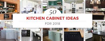 cabinet ideas for kitchens kitchen cabinet ideas 2018 jpg