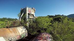 gopro abandoned cement factory youtube