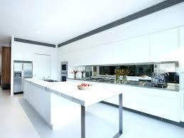 kitchen mirror backsplash white kitchen cabinets with mirror backsplash diy mirrored photos