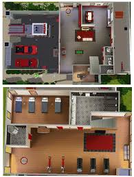 Fire Station Floor Plans Mod The Sims Not Your Grandfather U0027s Fire Station