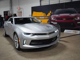 chevrolet camaro silver 2016 chevrolet camaro find roads the motor