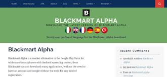 blackmarket alpha apk what is blackmart alpha an alternative to the play store