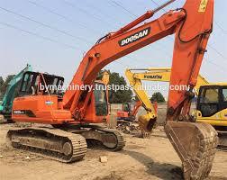 catálogo de fabricantes de excavadora daewoo 225 de alta calidad y