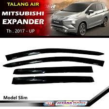 mitsubishi expander jual talang air mitsubishi expander model slim di lapak
