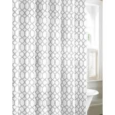 Gray Ruffle Shower Curtain Shower Curtains Shop The Best Deals For Nov 2017 Overstock Com