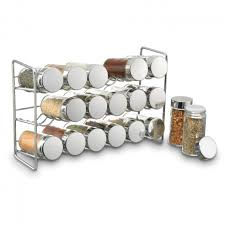 Linus Spice Rack Countertop And Drawer Spice Racks And Organizers Storables