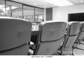 White Boardroom Table Boardroom Table Black And White Stock Photos U0026 Images Alamy