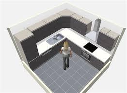 plans de cuisine delightful maison en forme de u 7 8 plans de cuisines pour une