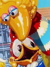 big bird 1989 ebay