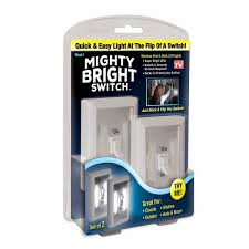 Stick On Led Lights 2 Pack Mighty Bright Switch Wireless Peel And Stick Led Lights