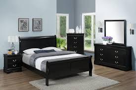 Homelegance Bedroom Furniture 4 Pc Homelegance Mayville Collection Black Bedroom Set