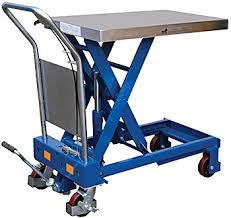 manual lift carts for sale