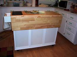 kitchen island with leaf portable kitchen island with drop leaf design ideas home decor