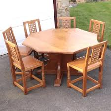 Oak Dining Tables For Sale Dining Table Pollard Octagonal Oak Dining Table Chairs Wood