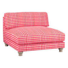 Gingham Armchair Plaid Armchairs And Accent Chairs Houzz