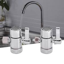 faucet adapter diverter valve kitchen sink water filter 1 4 3 8
