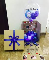 send birthday balloons in a box happy birthday led balloon box giftr malaysia s