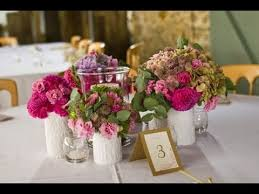 Diy Flower Centerpiece Ideas by Diy Flower Arrangements Wedding Wedding Corners
