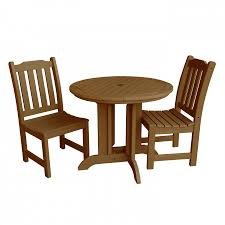 13 Piece Patio Dining Set - lehigh 3pc round dining set outdoor furniture patio furniture