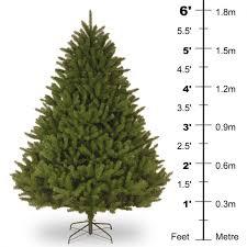 6ft christmas tree fir 6ft artificial christmas tree