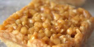 recette cuisine moderne avec photos carrees aux amandes et miel amour de cuisine