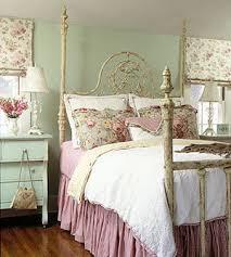 Pink And Green Bedroom - seasons for all at home green