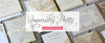 Customizable Wedding Invitations Custom Wedding Invitations Wedding Accessories Invitations By Dawn