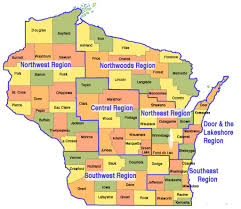 Map Of Wisconsin Counties by Map Of Wisconsin Relax Wisconsin