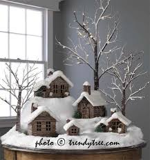 How To Make A Chandelier With Christmas Lights Best 25 Diy Christmas Village Houses Ideas On Pinterest Diy