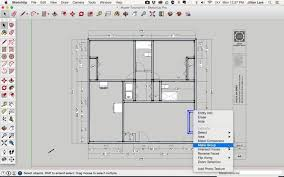 make a floor plan free sketchup house plans free design sle tiny draw