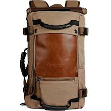 Rugged Backpacks Best Canvas Backpacks For Men Travel Gear Zone