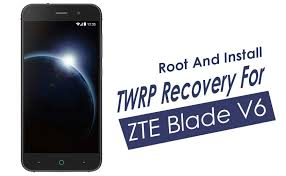 zte root apk to root and install twrp recovery on zte blade v6