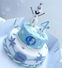 frozen birthday cake olaf frozen birthday cake cake by fromghettotocakes cakesdecor