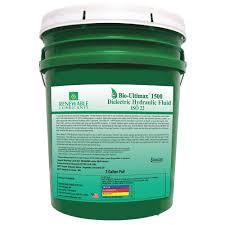 best oil ls emergency preparedness renewable lubricants dielectric hydraulic oil iso 22 5 gal 5jgg2